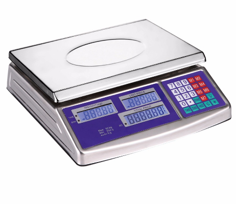 40Kg Price Computing Stainless Steel Weighing Scale ACS-701
