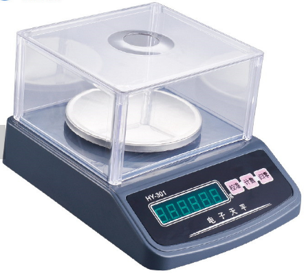 Precision Electronic Jewelry Weigh Scale 3000gx0.01g ACS-301