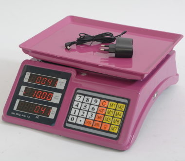 Digital Price Computing Retail Scale Sweet Shop ACS-803