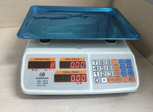 <b>Digital Weight Scale Price Computing Retail Scale ACS-820</b>