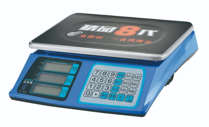 Digital Weight Price Computing Retail Counting Scale ACS-822