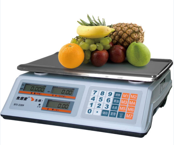 Digital Price Weight Scale Vegetable Fruit Retail ACS-A2