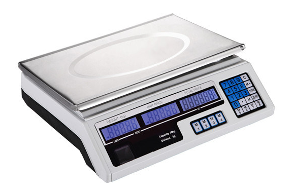 <b>Digital Price Computing Weight Counting Bench Scale ACS-A3</b>