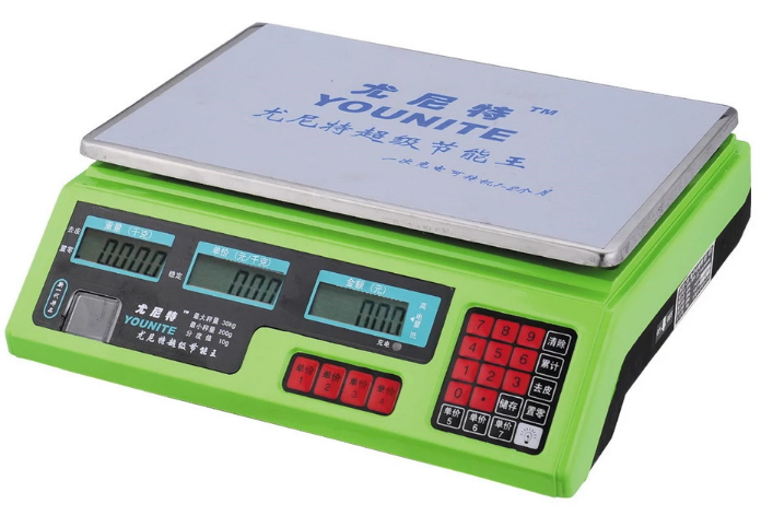 Price Calculating Scale Industrial Retail Bench Scale ACS-A9